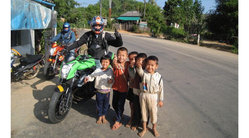 Thailand Bike Trip 1