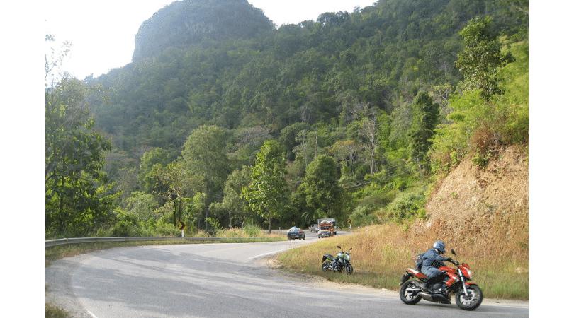 Thailand Bike Trip 5