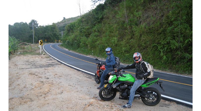 Thailand Bike Trip 7