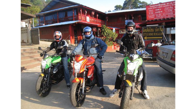 Thailand Bike Trip 8
