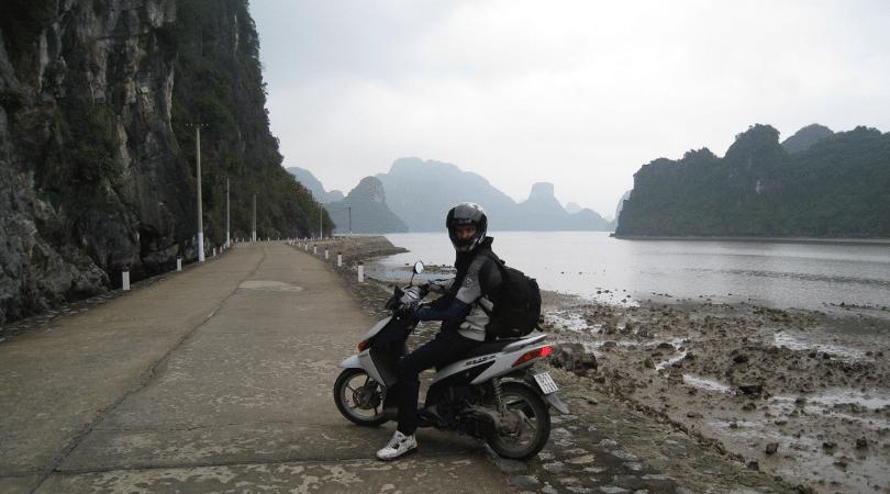 Vietnam Bike Trip 1